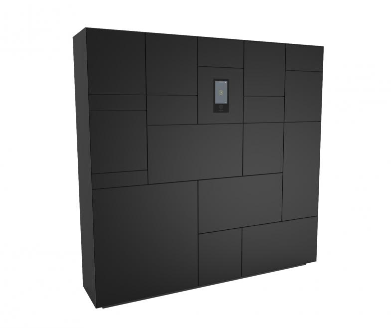 eSafe Wall parcelboxes