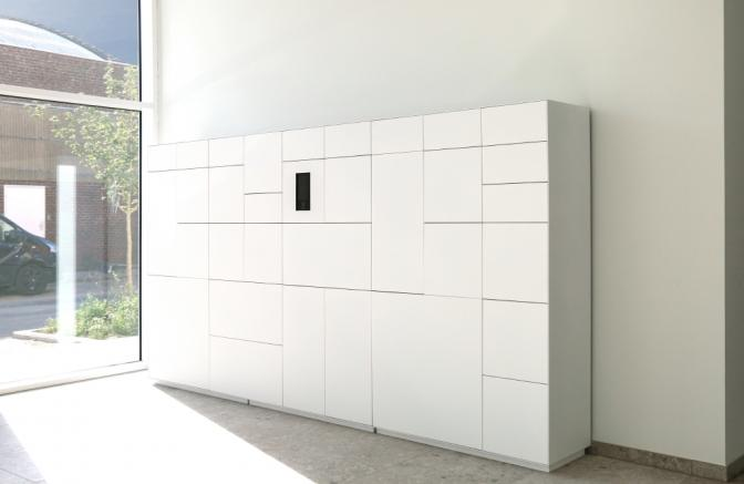 eSafe Wall parcel box company